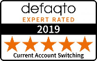 Defaqto 5 star current account switching 2019