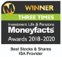 Moneyfacts ISA 2018-2020