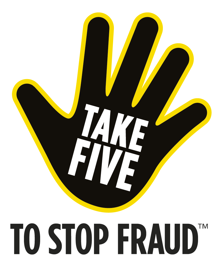 Take Five to Stop Fraud logo