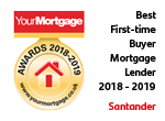 Best First Time Buyer Mortgage Lender 2018/2019