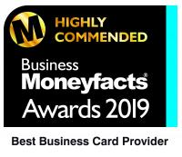 Business Moneyfacts Awards Best Card Provider 2019