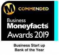 Business Moneyfacts Awards Business Startup Bank of the Year 2019