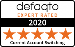 Current accounts - Defaqto CA Switching 2020