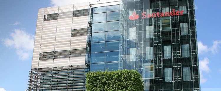 Santander UK plc image library