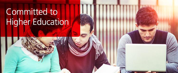 Santander Universities Homepage