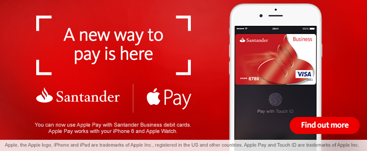 A new way to pay is here. Find out more