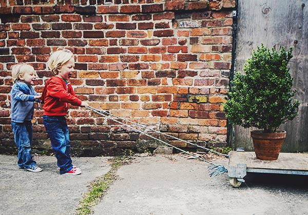 Moving home with Santander.