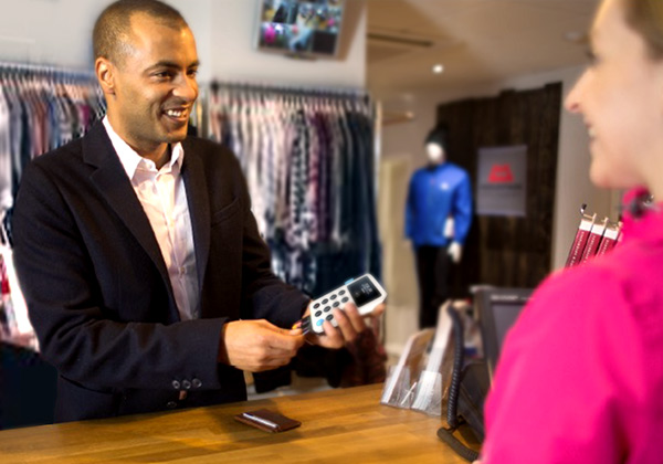 Santander - iZettle mobile card acceptance terminal