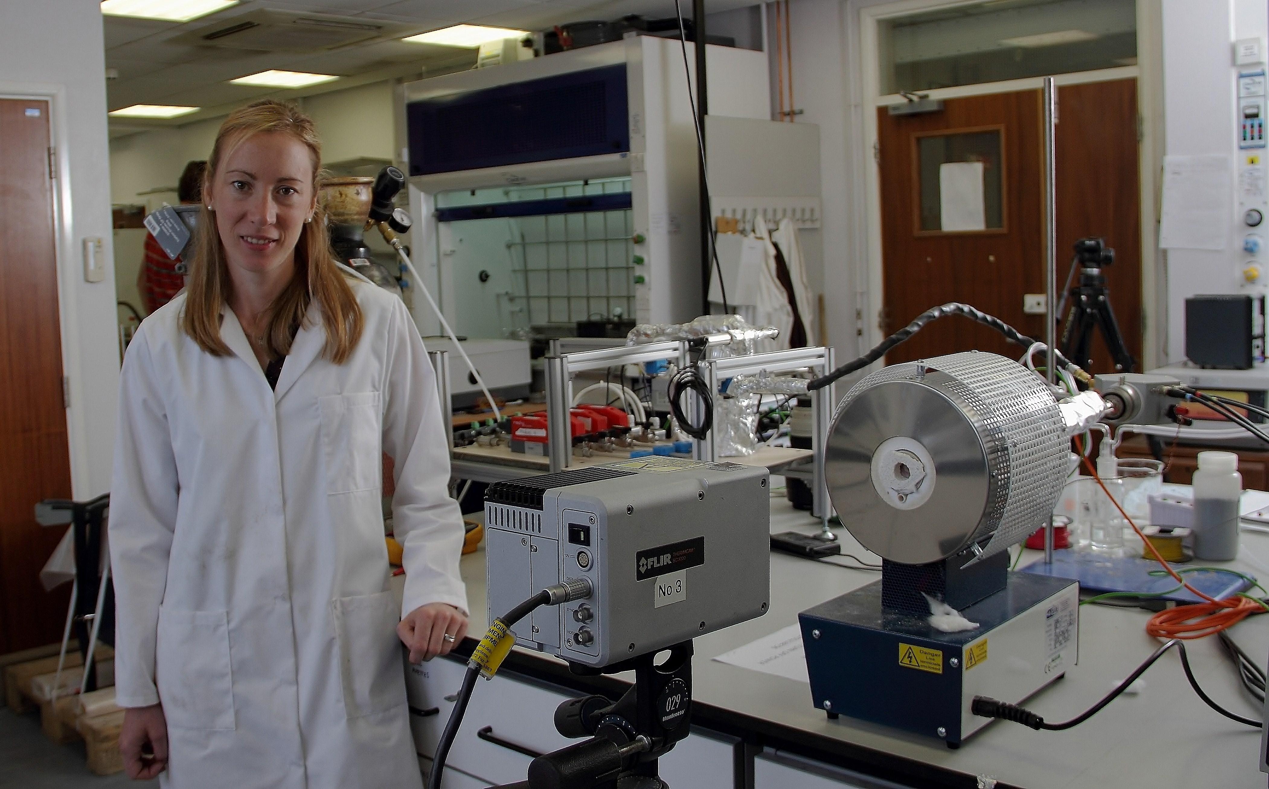 Prof Rachel Elder from the University of Sheffield