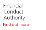 Financial Conduct Authority. Find out more