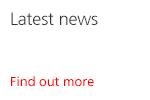 Latest news from Santander UK