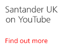 Santander UK on Youtube