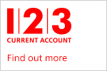 1 2 3 Current Account. Find out more