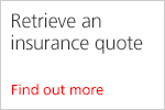 Retrieve an insurance quote