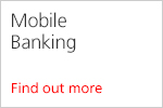 Find out more about our mobile banking