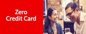 Zero Credit Cards. Learn more