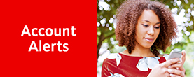 Account alerts. Find out more.