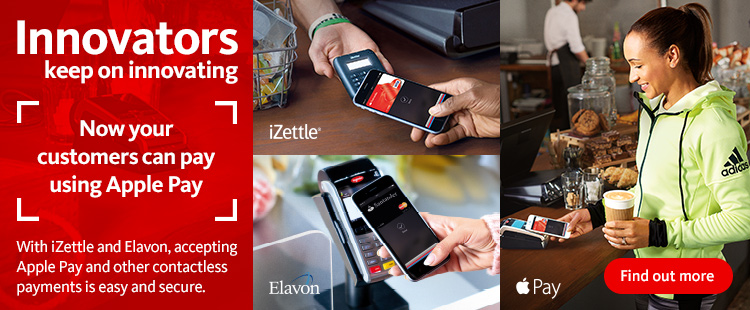 Cards and payments with Apple Pay. Find out more