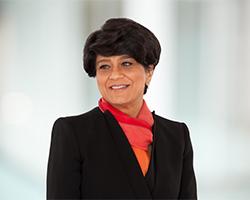 Shriti Vader, Joint Deputy Chair